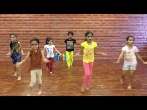 aajki party meri tarafse| dance performance by kids