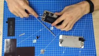 видео ремонт айфонов таганская
