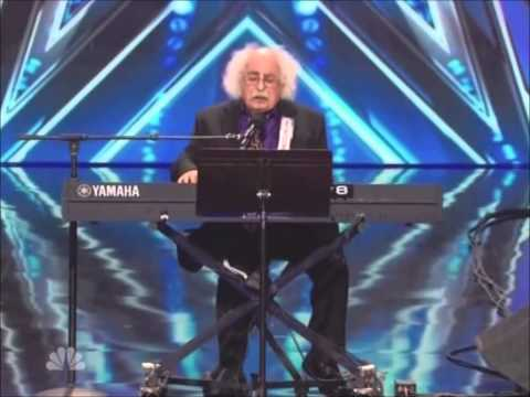 Ray Jessel - She's Got That (P-E-N-I-S) (AGT 07-01-2014) [HD]