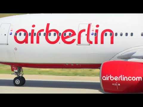 Flugausfälle: Piloten legen Air Berlin lahm