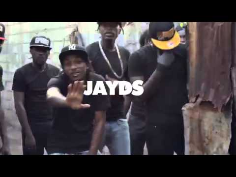 Aidonia Ft Deablo, Jayds, Size 10 & Shokryme - All 14 - Official Video - February 2013