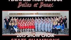 Belles et Beaux Show Choir 2015