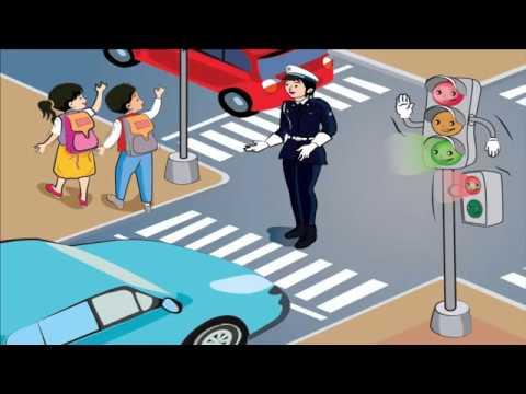 حكاية إشارات المرور