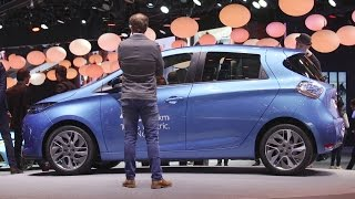 Salon de l'auto Genève 2017