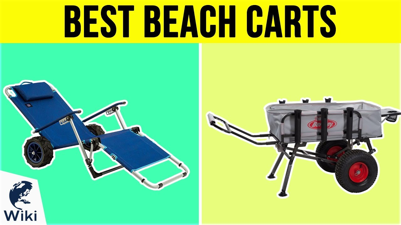 Top 10 Beach Carts Of 2019 Video Review