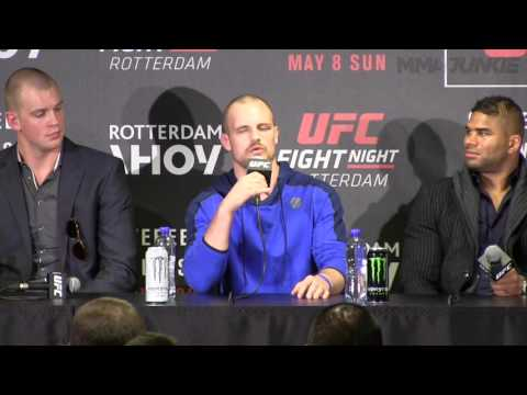 Gunnar Nelson doesnt use hand wraps and would prefer not to use gloves either