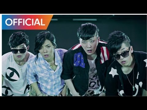 M.I.B - 들이대 (Dash) (Men In Black) MV