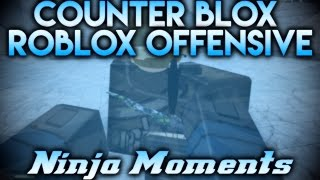 Roblox CSGO Ninja Moments