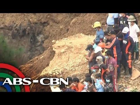 TV Patrol: Survivors sa Itogon landslide, 'posibleng' nasa mga tunnel: Tolentino