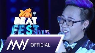 trung quan idol - trot yeu yan beatfest 2015