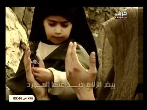 -                   - الشاعر السوري يخاطب معاوية         -