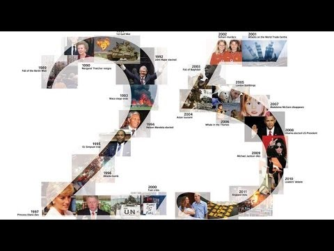 Twenty Five Years Of Breaking News - Sky News Turns 25