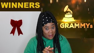 2019 Grammy Winners |REACTION|