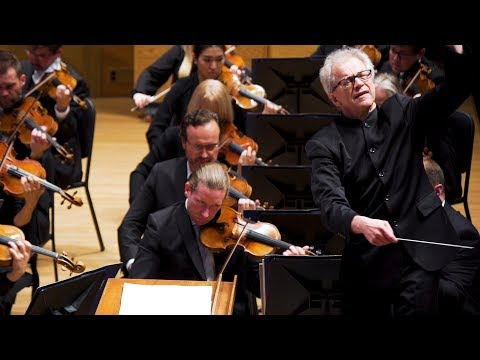Osmo Vänskä conducts Mahler's Fourth Symphony