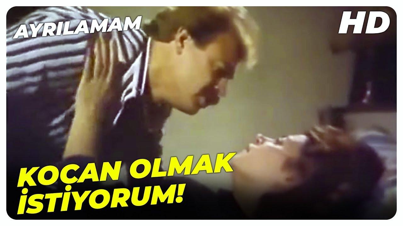 Ayrılamam -  Şehmuz, Emrah'ın Annesini Sarhoş Etti! | Küçük Emrah Türk Filmi