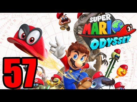Super Mario Odyssey playthrough pt57 - Final Search and a New World