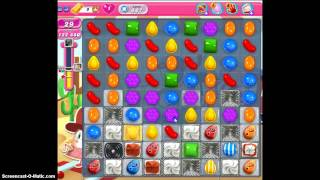Candy Crush Saga Level 447 Walkthrough No Booster