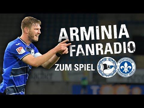 LIVE: Arminia Fanradio zum Spiel gegen Darmstadt