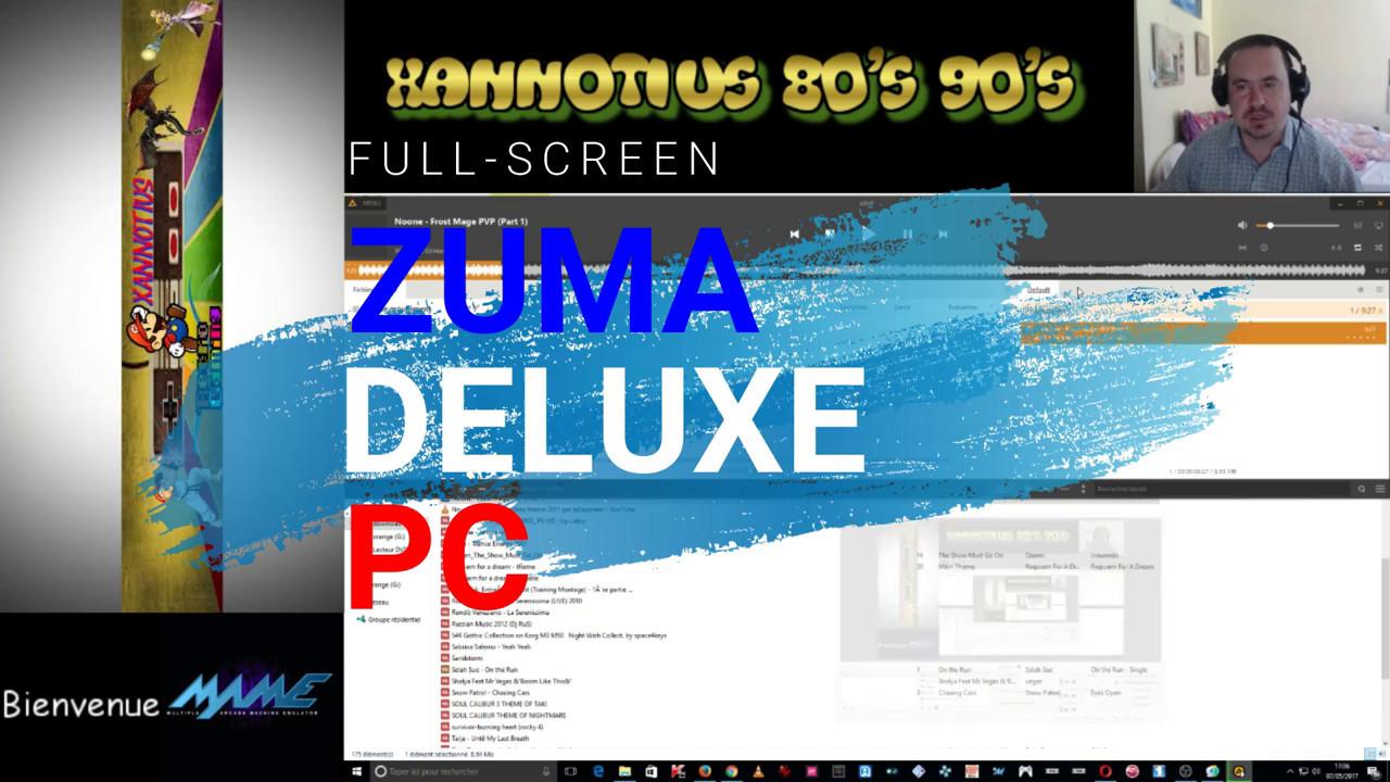 Zuma Deluxe Windows 10