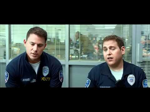 21 Jump Street - Channing Tatum Miranda rights scene