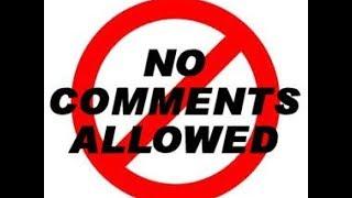 No Free Speech on Youtube