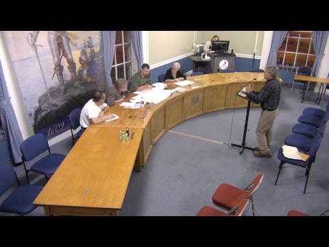 City of Plattsburgh, NY Meeting  10-23-17