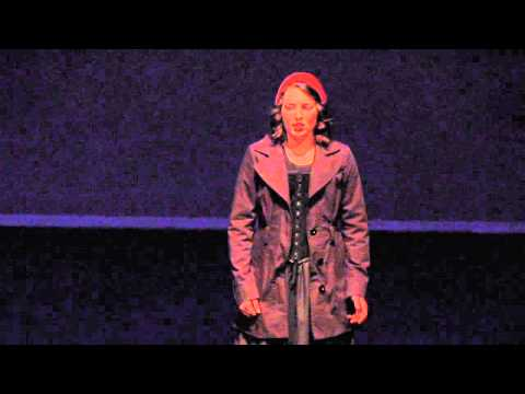 """LES MISERABLES - """"on my own"""" performed by:  Elise Sherwood"""