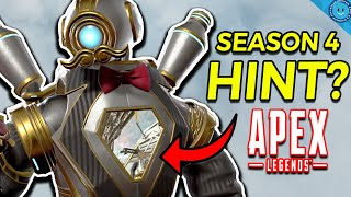NEW GRAND SOIREE EVENT *SECRETLY* HINTS AT SEASON 4 RELEASE? (APEX LEGENDS)