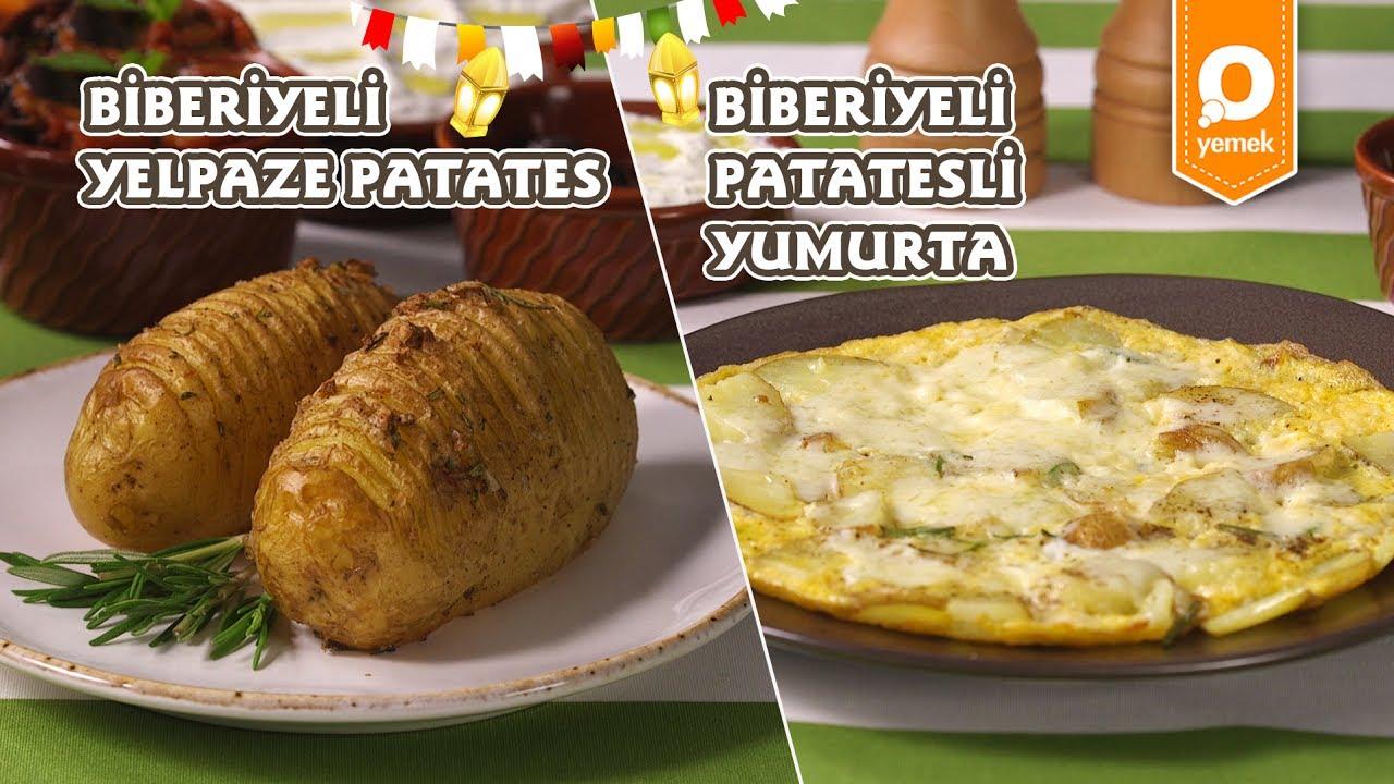 Yumurtalı Patates Tarifi Videosu
