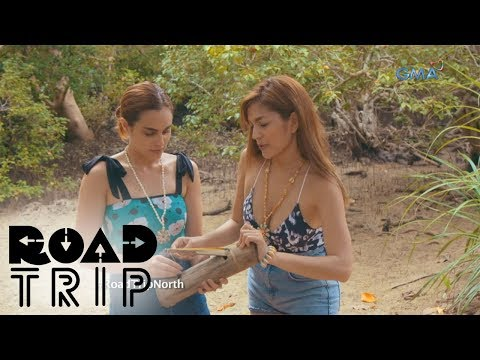 Road Trip: Rochelle, Andrea, and Max learn how to trap a forest crab