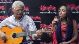 بالفيديو.. ناصر النوبي ويم سويلم يغنيان' فراشة ياسمينة'