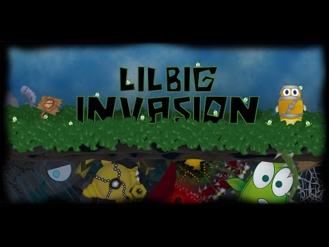 Lil Big Invasion - Game Overview and Gameplay Trailer