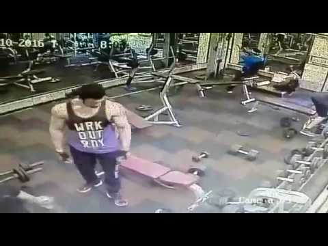 Don gym kand in pune fight between two body builder
