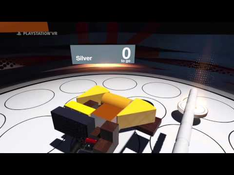 Introducing Tumble VR, only on PlayStation VR