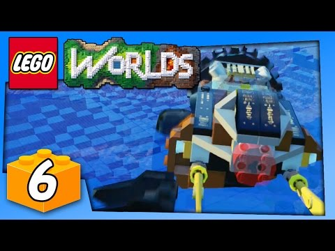 Lego Worlds Gameplay - PRANKING PHYSICS & BAZOOKA - PC Walkthrough Part 6 | Pungence