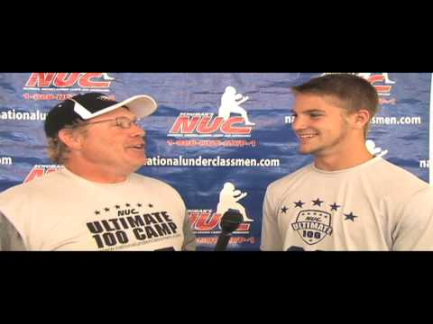 NUC 2013: U-100 Midwest Tyler Long Interview
