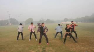 iit delhi choreo    delhi dance fever 2017    first impression