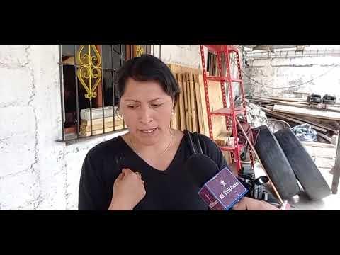 """Mamá de Nahuel: """"Nunca pensé que mi hijo iba a morir de esta manera"""""""