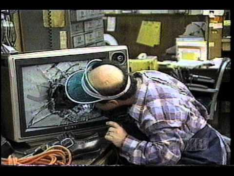 Big Chuck and Lil John: TV Repair Shop