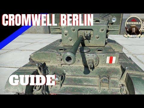 THE CROMWELL BERLIN WORLD OF TANKS BLITZ