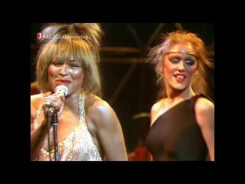 Tina Turner - Nice 'n' Rough London 1982