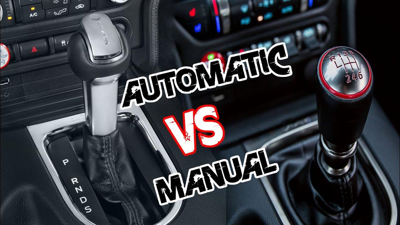 hp loss auto vs manual
