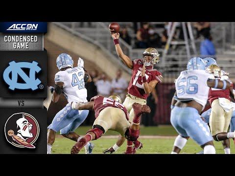 North Carolina vs. Florida State Condensed Game | 2020 ACC Football