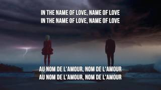 Martin Garrix & Bebe Rexha - In The Name Of Love (Traduction Française)