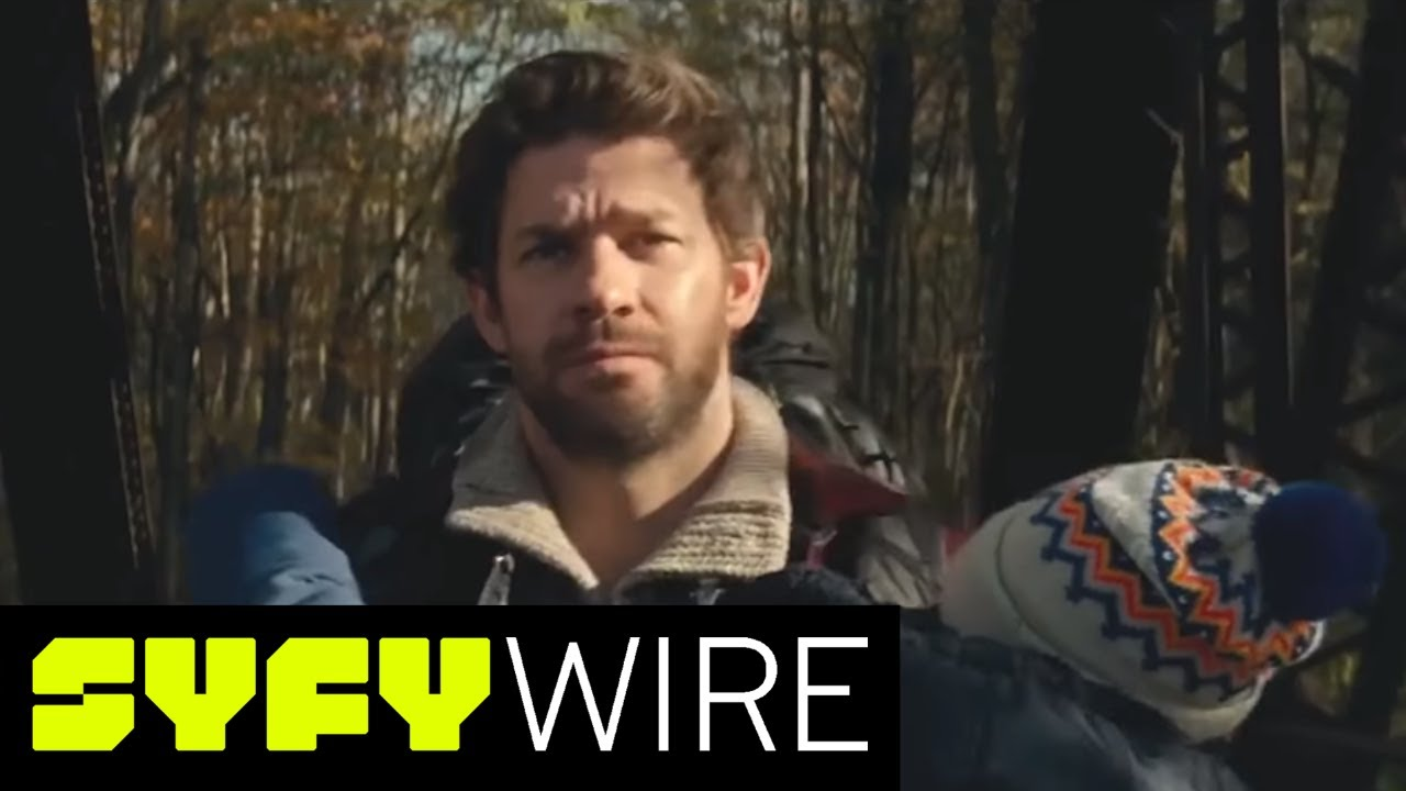 John Krasinski Of A Quiet Place Is Now A Horror Person   SYFY WIRE