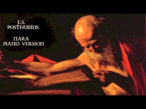 E.S. Posthumus - Nara | Piano Version