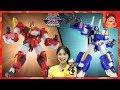 [미니특공대X:펜타트론] 배틀영상 - 미니특공대 펜타봇 VS 매지컬