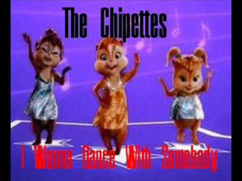 Brittany & The Chipettes - I Wanna Dance With Somebody