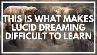 Here's Why Lucid Dreaming Is So Hard (Surprising)