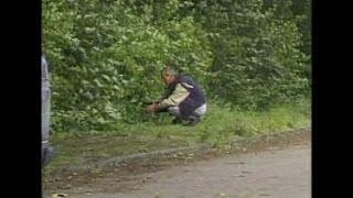 Det nordiska mc-kriget - Skottskadad i Helsingborg (endast bilder) - Krimarkivet (TV4)